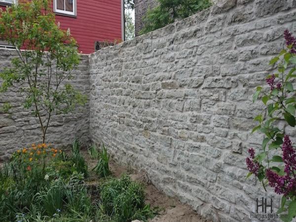 Kivimüüri-ehitamine